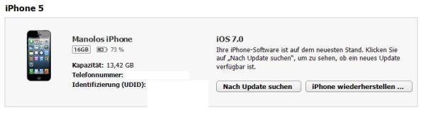 UDID iTunes 2